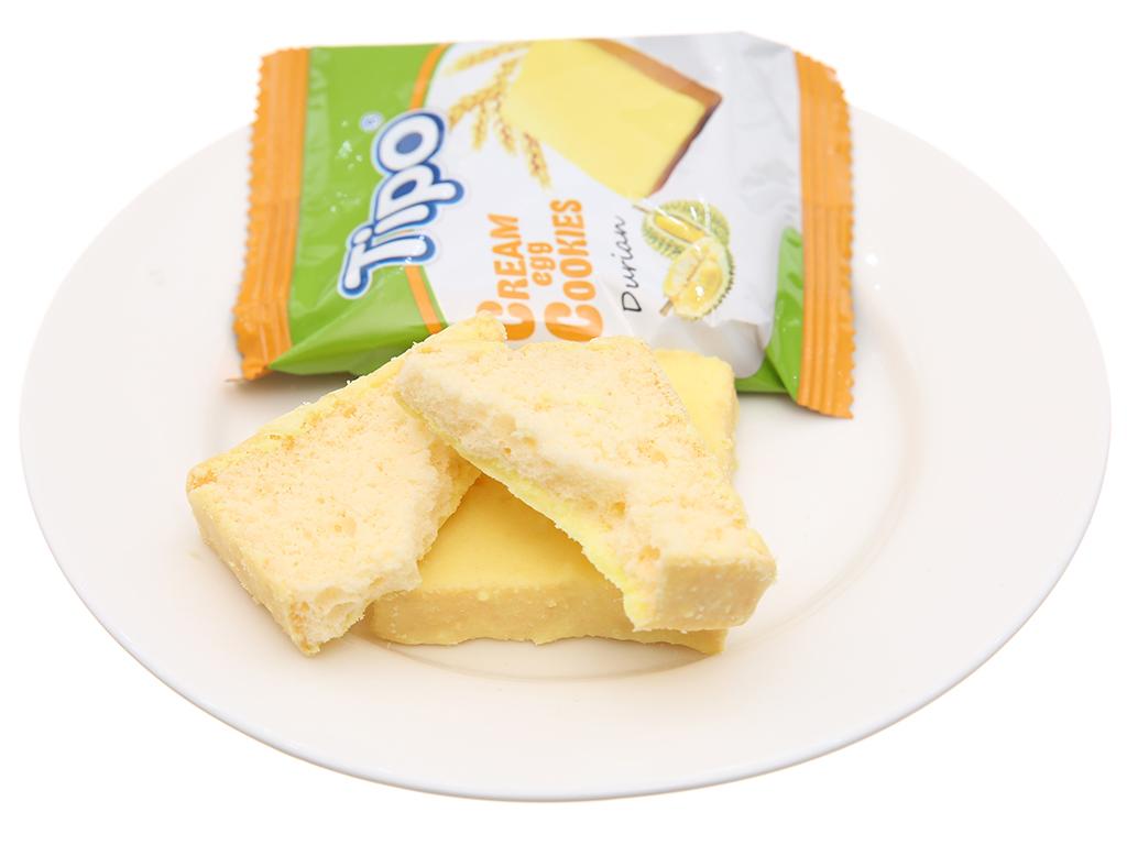 Bánh trứng kem sầu riêng Tipo gói 135g 5
