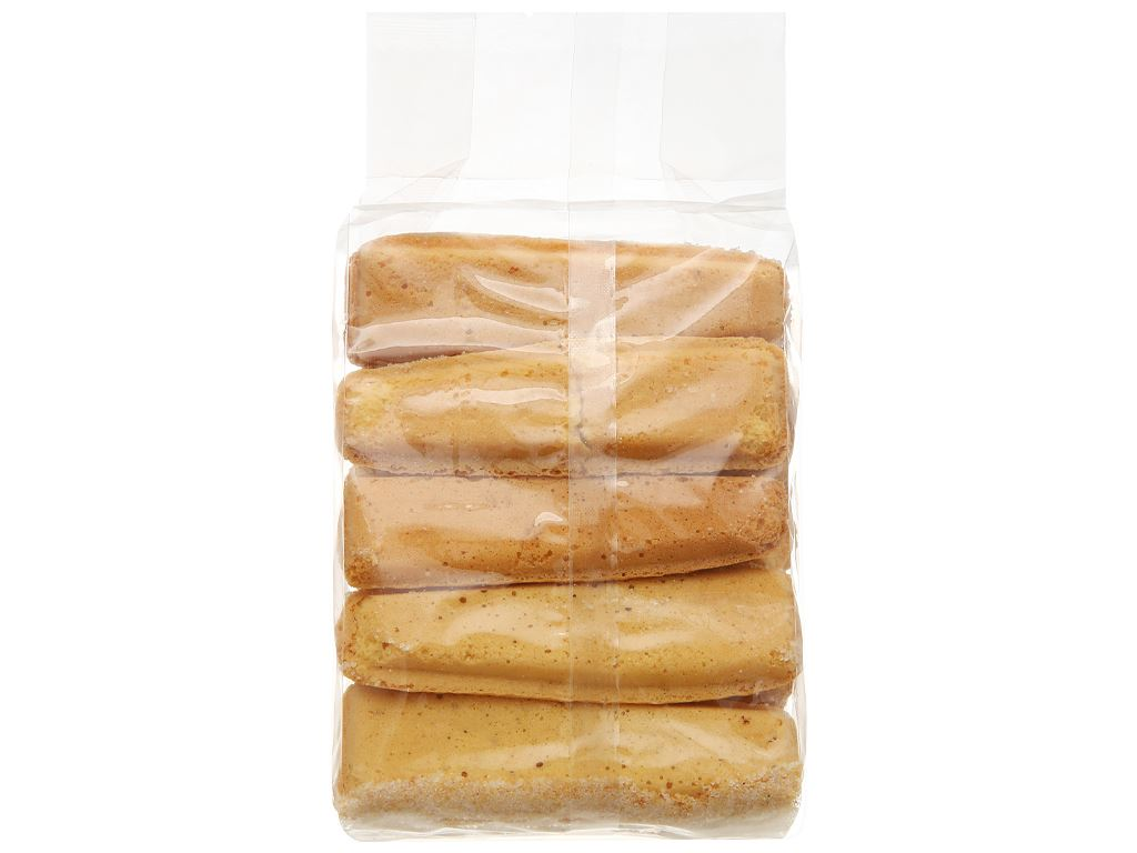 Bánh sâm-banh Ngon Dòn Hương Việt gói 260g 2