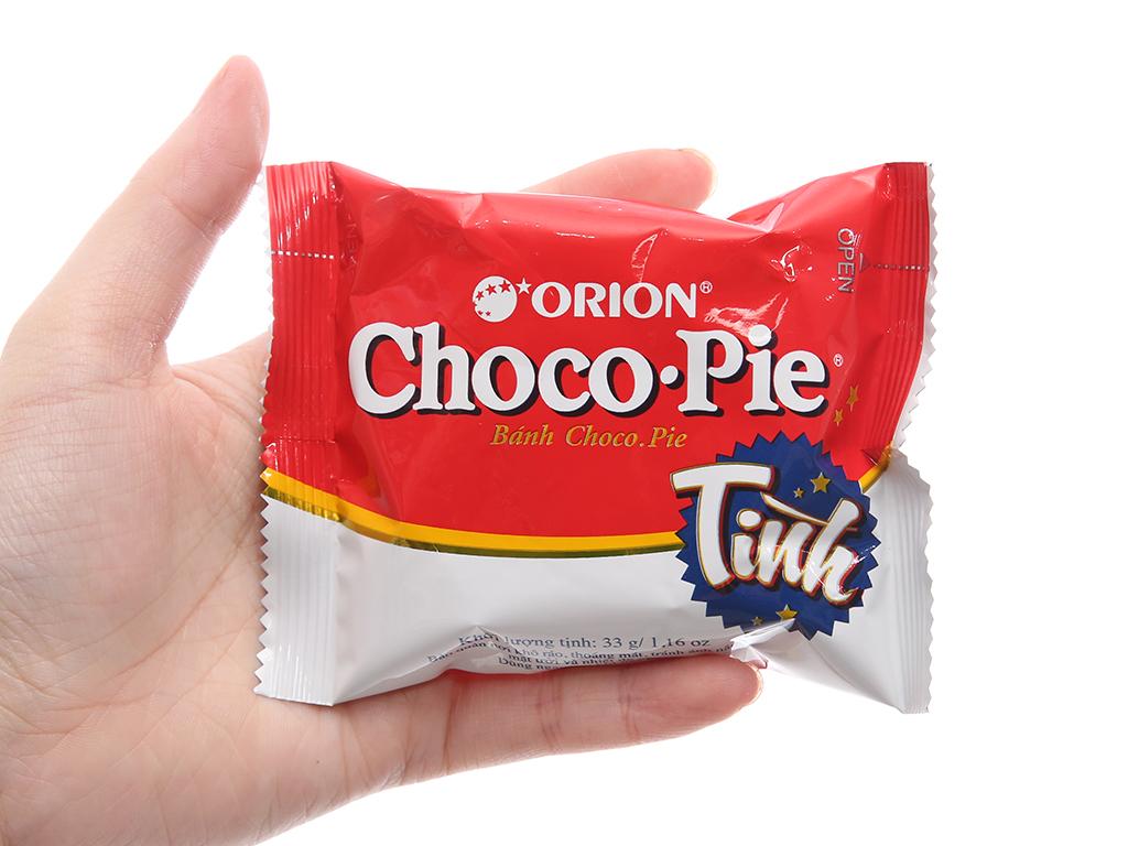 Bánh Choco-pie hộp 12 cái 360g 4