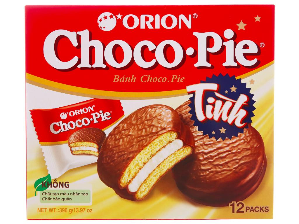 Bánh Choco-pie hộp 12 cái 360g 2