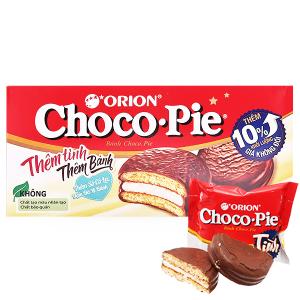 Hộp 6 bánh Choco-pie 33g