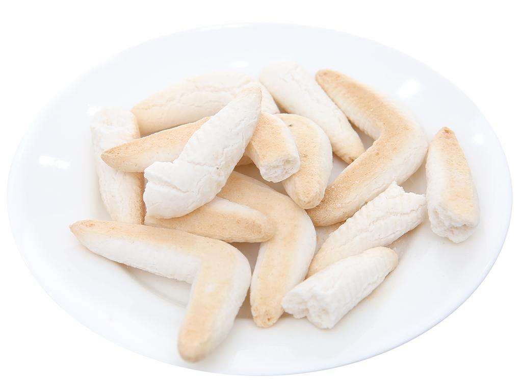 Bánh men sừng Ngon Dòn Hương Việt gói 95g 6