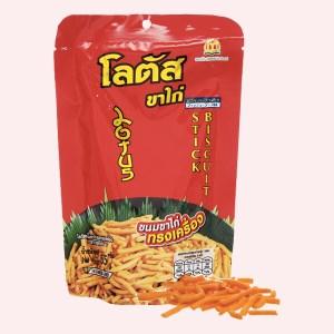 Bánh que đỏ Dorkbua gói 55g