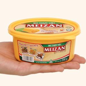 Bơ thực vật Meizan hũ 200g