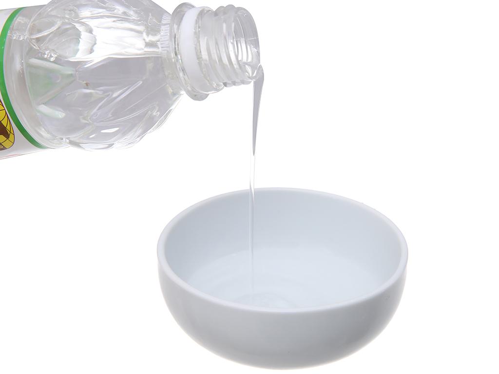 Giấm tinh luyện A Tuấn Khang chai 500ml 5