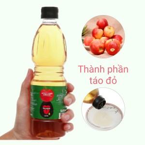 Giấm táo Paladin chai 500ml