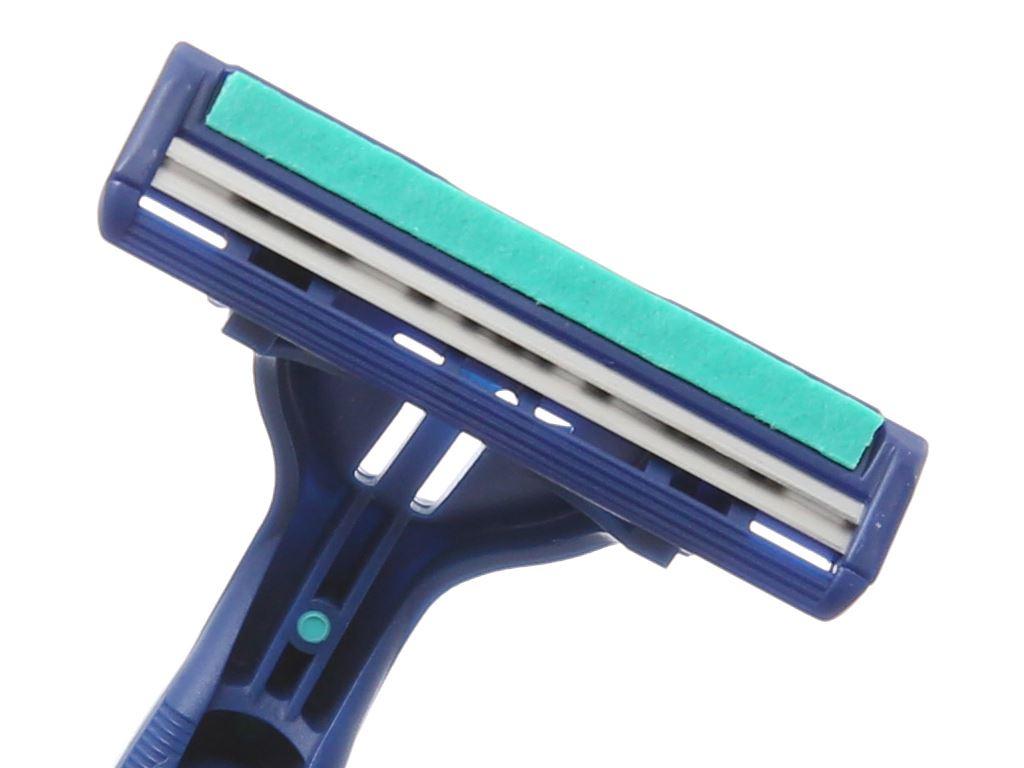 Bộ 5 cây dao cạo râu 2 lưỡi Gillette Blue II Plus 5