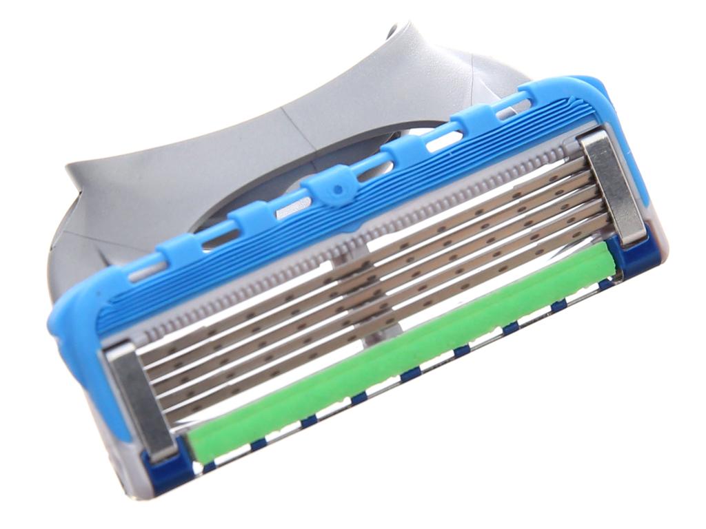 Vỉ 2 cái lưỡi dao cạo râu 5 lưỡi Gillette Fusion Proglide Power 5