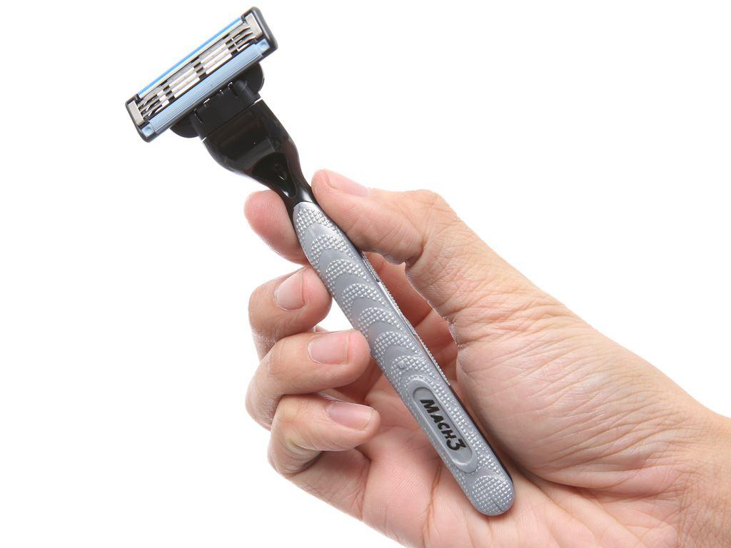 Dao cạo râu 3 lưỡi Gillette Mach 3 5