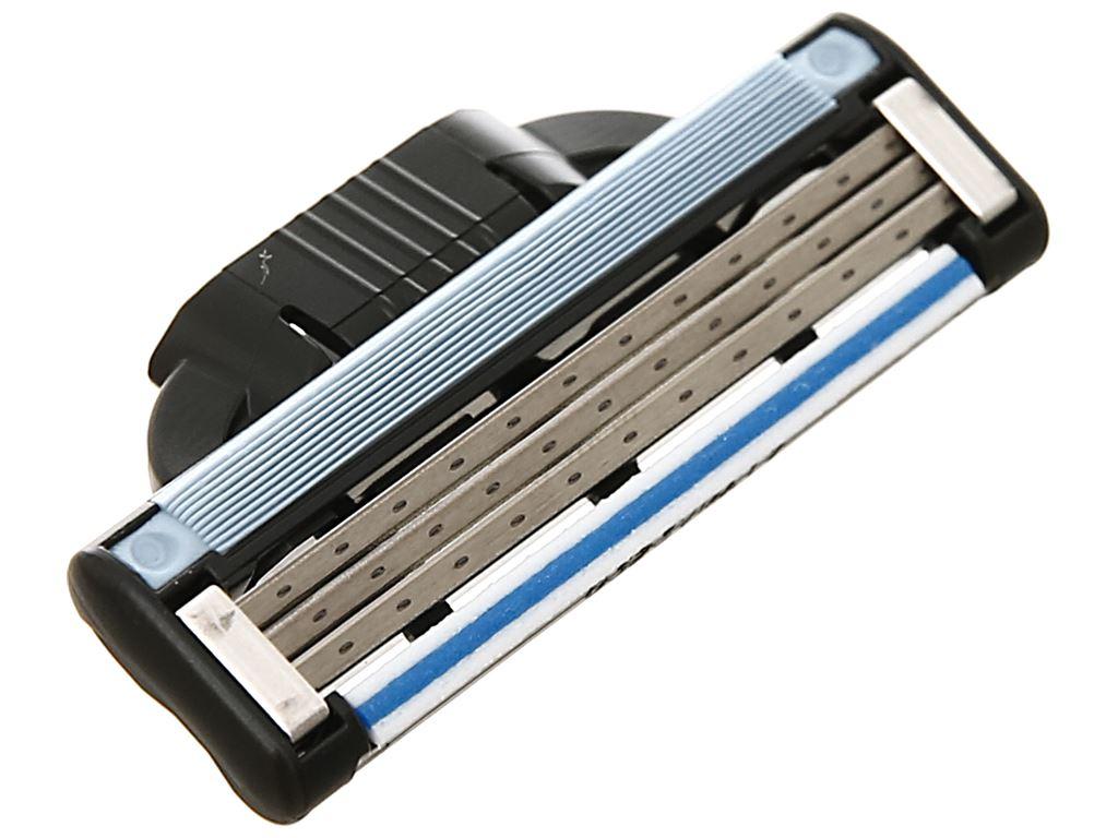 Vỉ 6 cái lưỡi dao cạo râu Gillette Mach 3 + 5