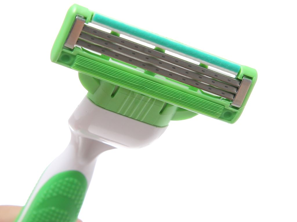 Dao cạo râu 3 lưỡi Gillette Mach 3 Sensitive 5