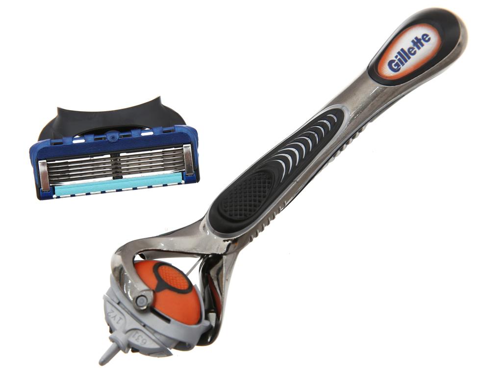 Dao cạo râu 5 lưỡi Gillette Fusion 5 4