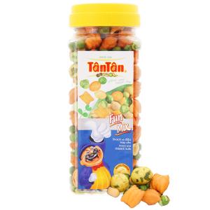 Snack và đậu thập cẩm Fun Mix Tân Tân hộp 200g