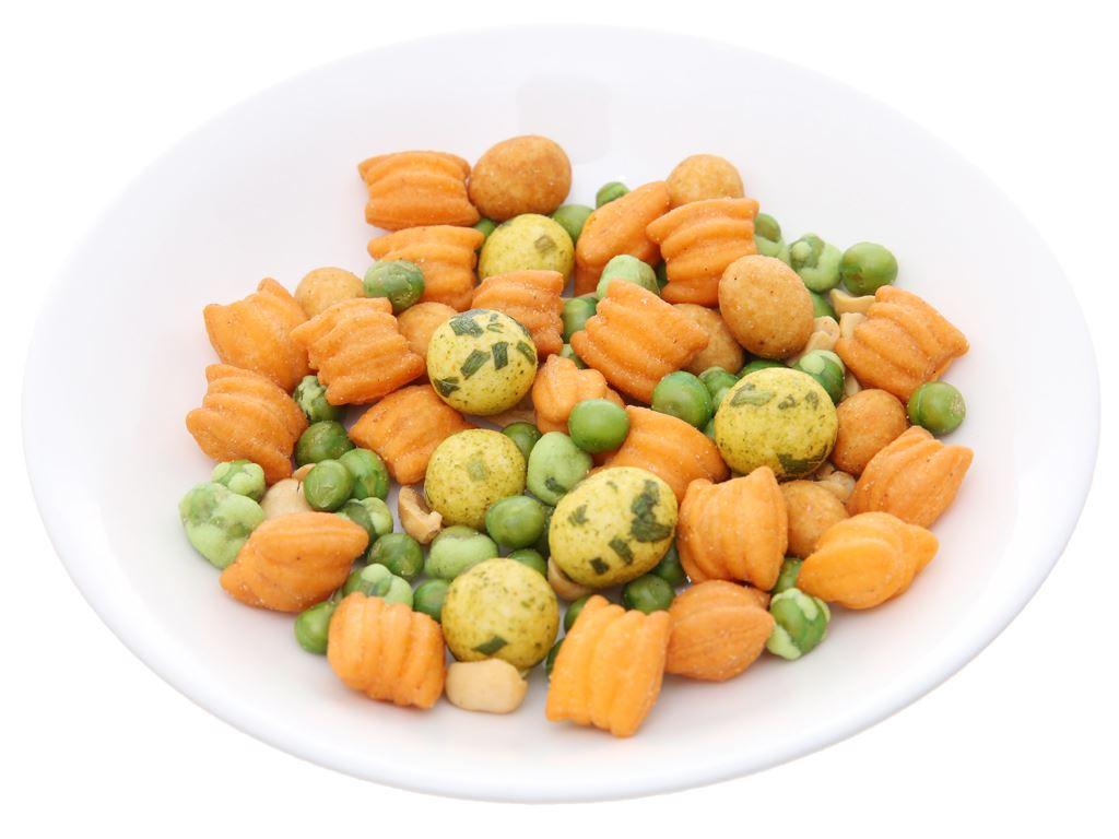 Snack và đậu thập cẩm Fun Mix Tân Tân hộp 200g 4