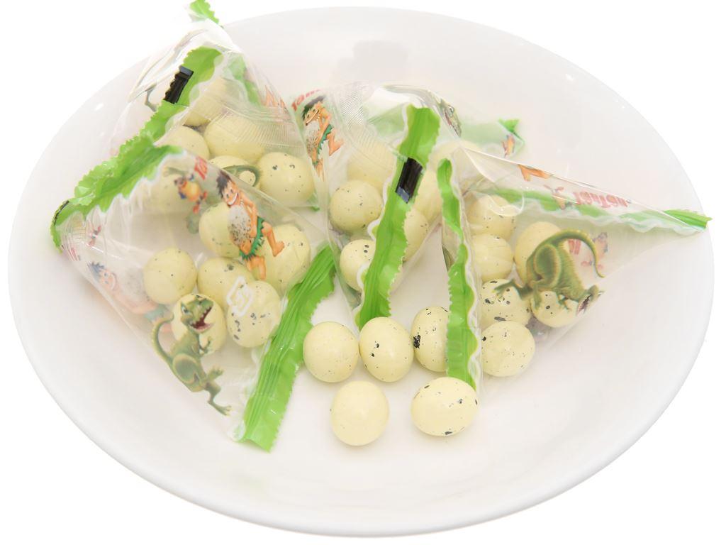 Đậu phộng trứng khủng long Chocoplus Tân Tân hộp 38g 4