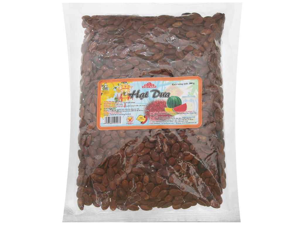 Hạt dưa Việt San gói 300g 1