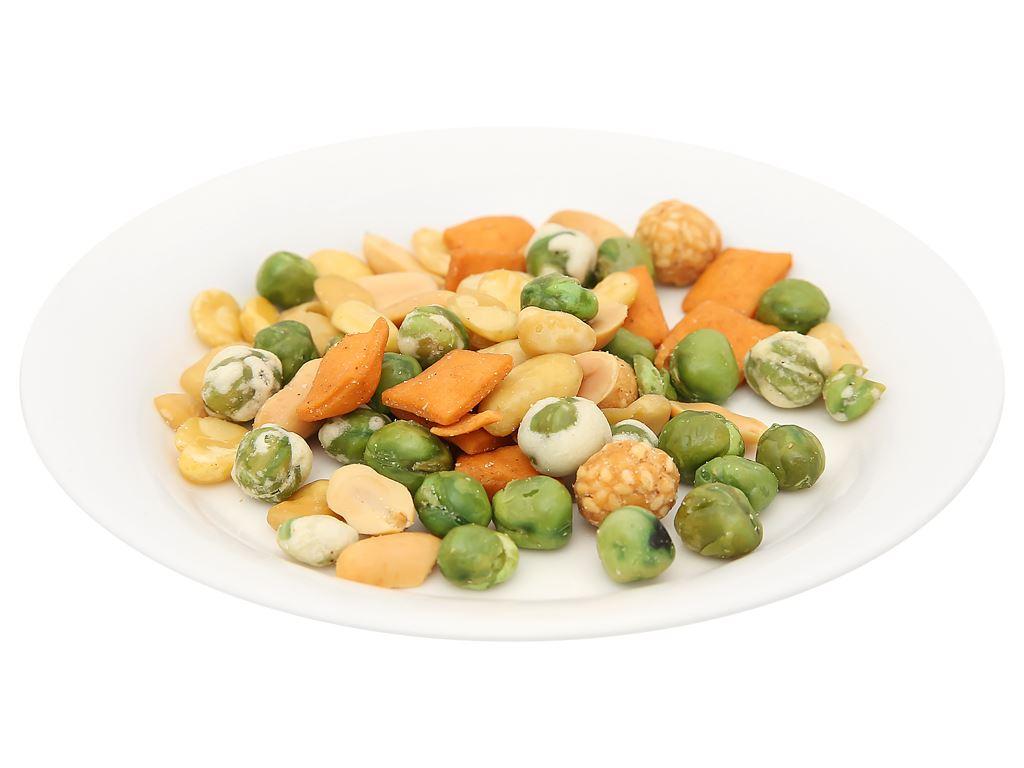 Snack và đậu hỗn hợp Tong Garden gói 180g 5