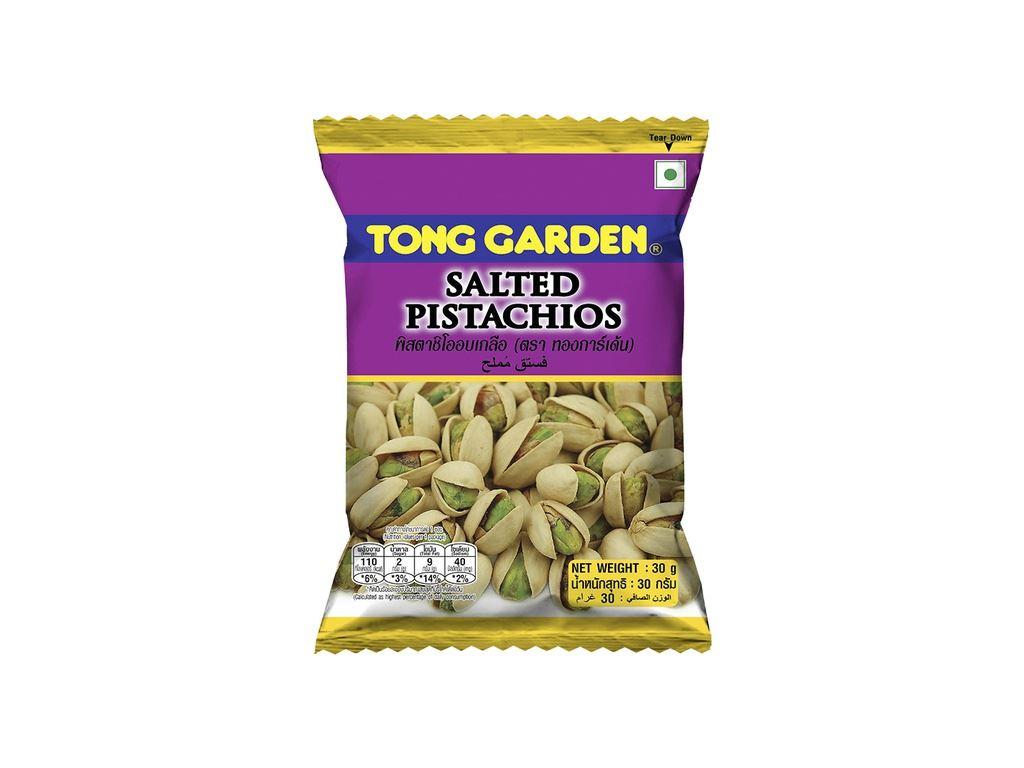 Hạt dẻ cười vị muối Tong Garden gói 30g 1