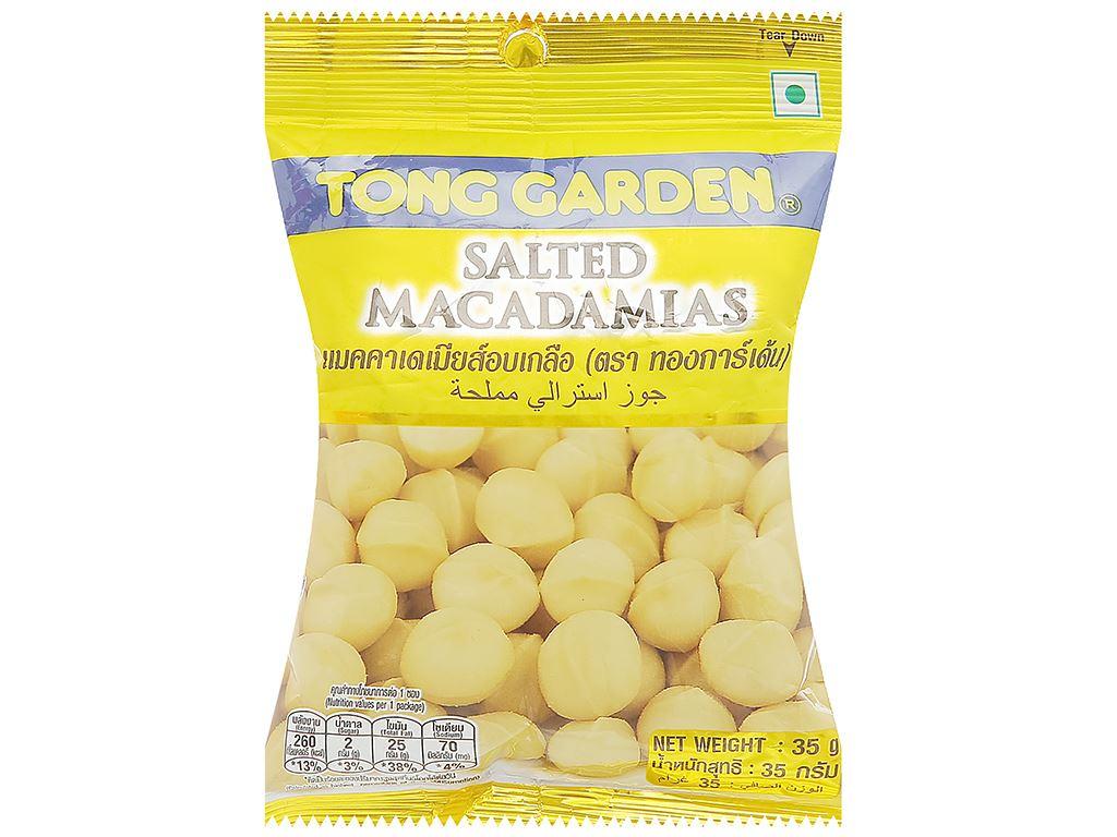 Hạt sa đào muối Tong Garden gói 35g 1