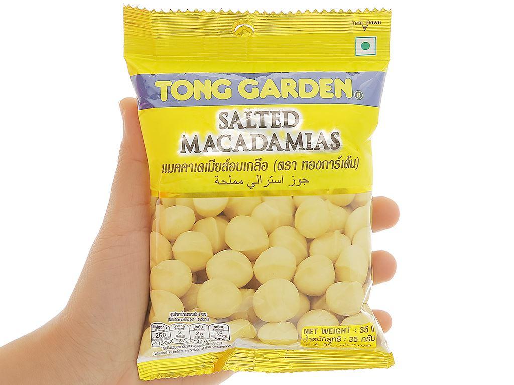 Hạt sa đào muối Tong Garden gói 35g 4