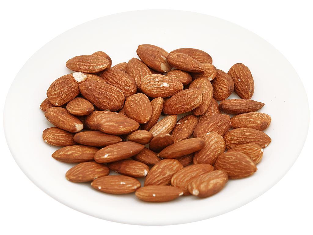 Hạnh nhân nướng tự nhiên Nutty hũ 220g 6