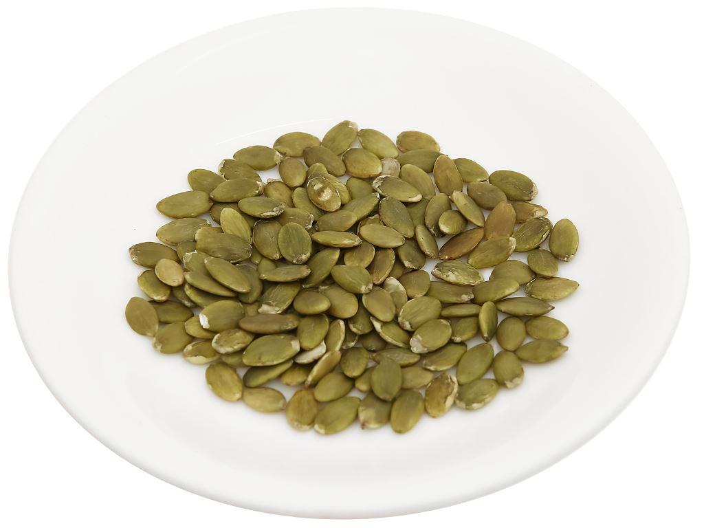 Bí xanh nướng tự nhiên Nutty hũ 220g 6