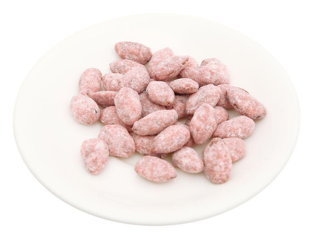 Hạnh nhân vị sữa chua dâu Nutty hũ 220g 5