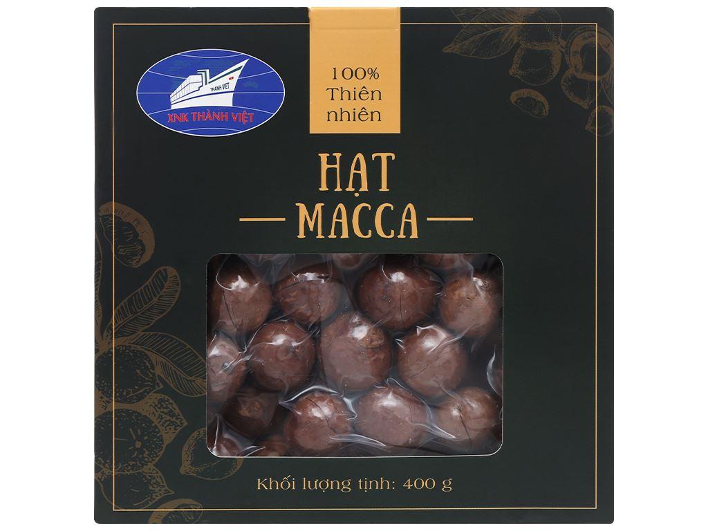 Hạt mắc ca Thành Việt hũ 400g 2