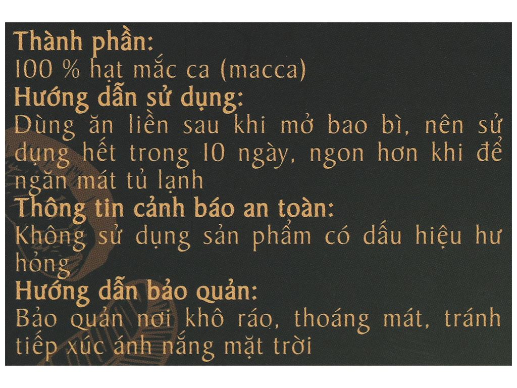 Hạt mắc ca Thành Việt hũ 400g 4