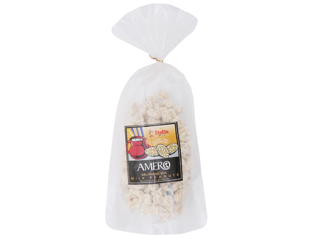 Đậu phộng sữa Amero Tân Tân gói 100g 1