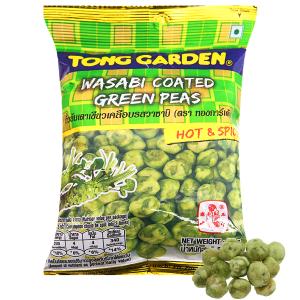Đậu Hà Lan vị mù tạt Tong Garden gói 50g