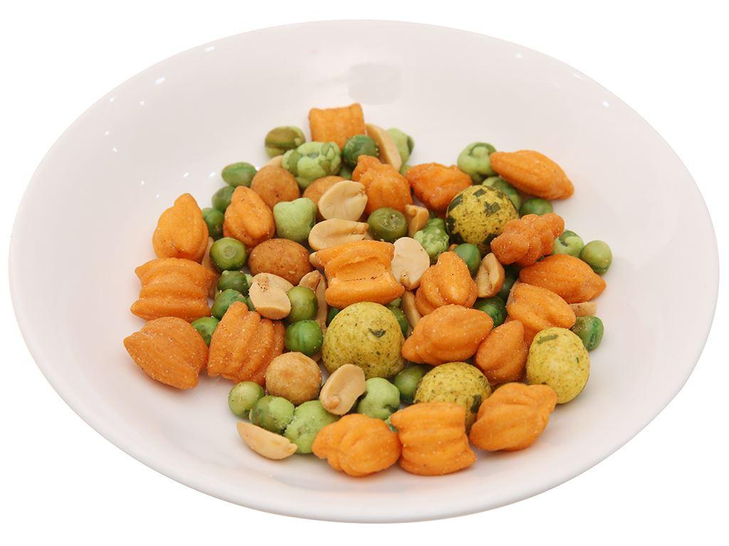 Snack và đậu thập cẩm Fun Mix Tân Tân gói 60g 4
