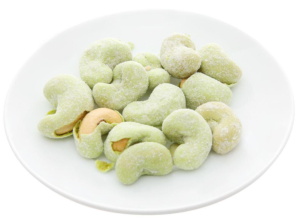 Hạt điều wasabi VinaCashew Tân Tân gói 40g 9