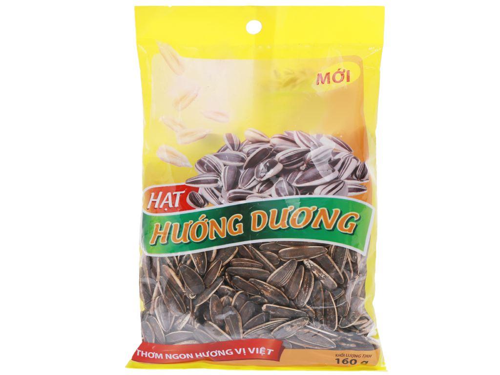 Hạt hướng dương Hương Việt gói 160g 5