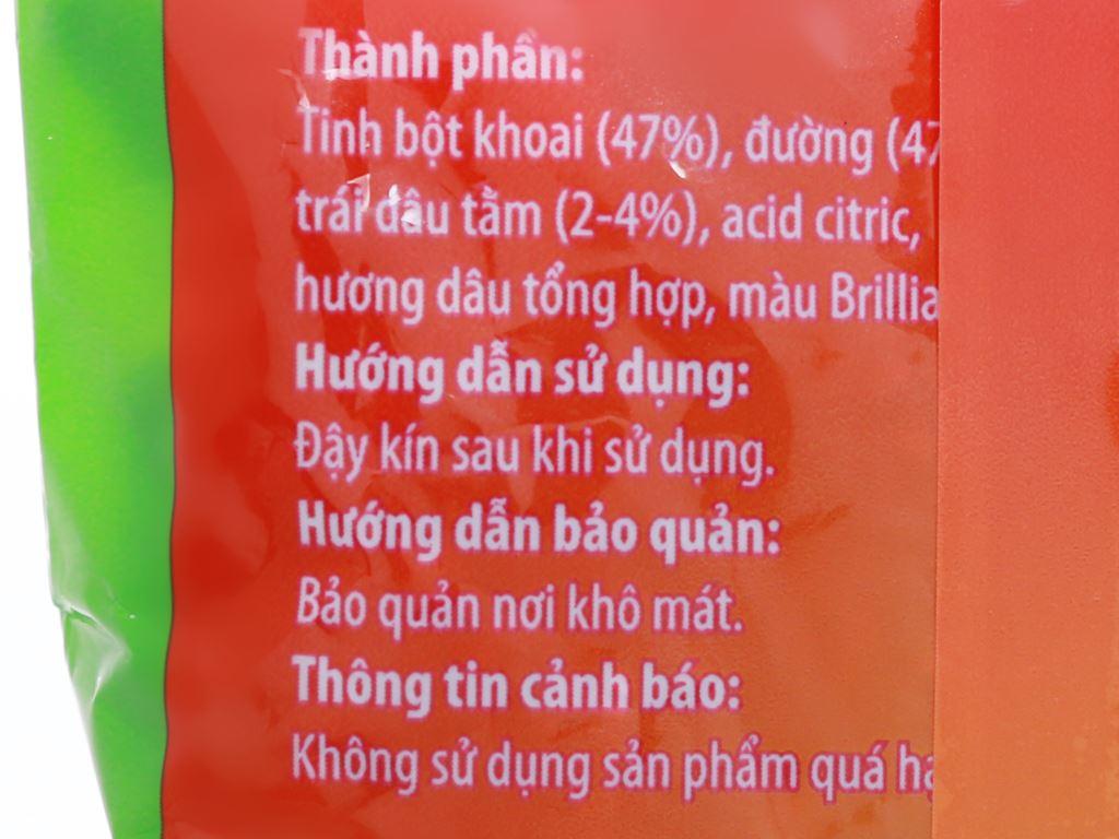 Mứt dâu tằm Hương Việt gói 190g 7