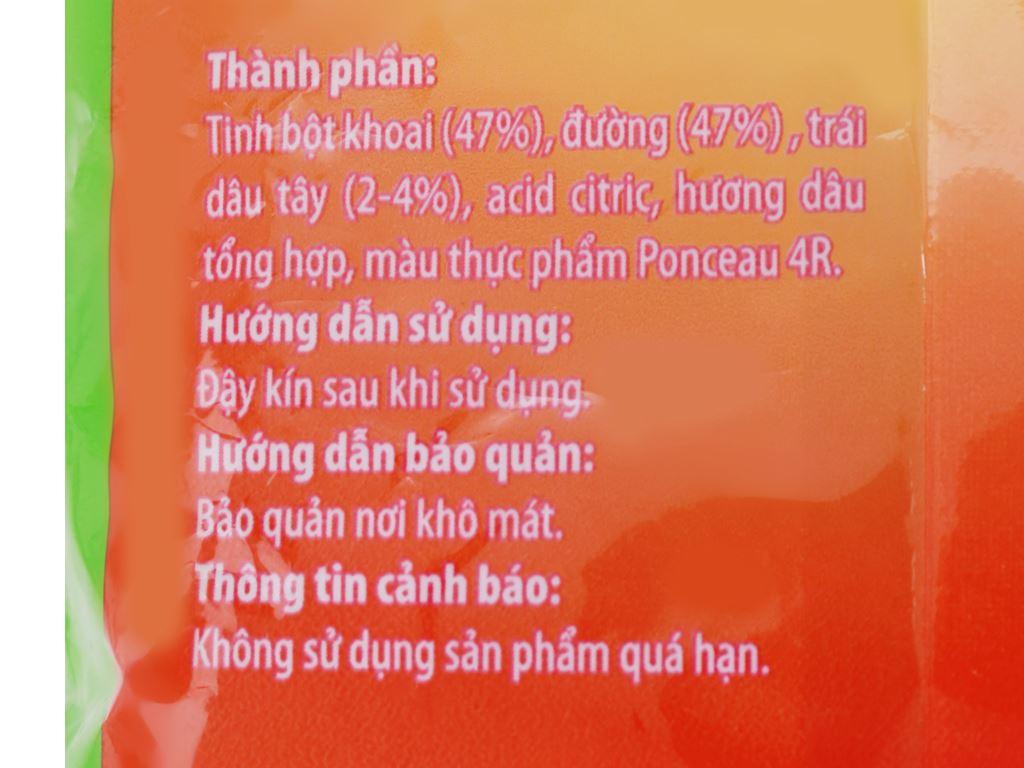Mứt dâu tây Hương Việt gói 190g 7