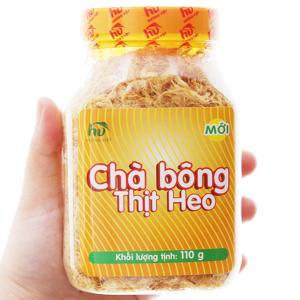 Chà bông heo Hương Việt hũ 110g