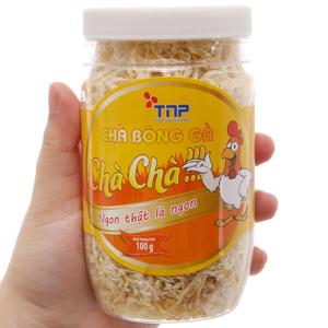 Chà bông gà Thảo Nguyên Phát hũ 100g