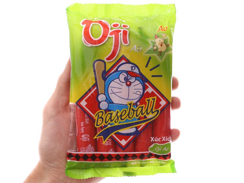 Xúc xích gà Ao Oji gói 175g 3