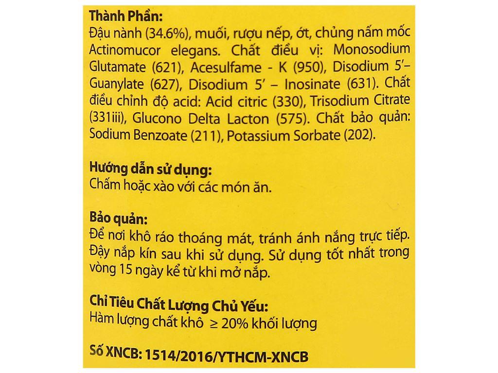 Chao ngon Thuận Phát hũ 510g 4