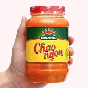 Chao ngon Thuận Phát hũ 510g