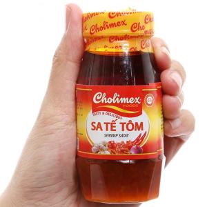 Sa tế tôm Cholimex hũ 90g