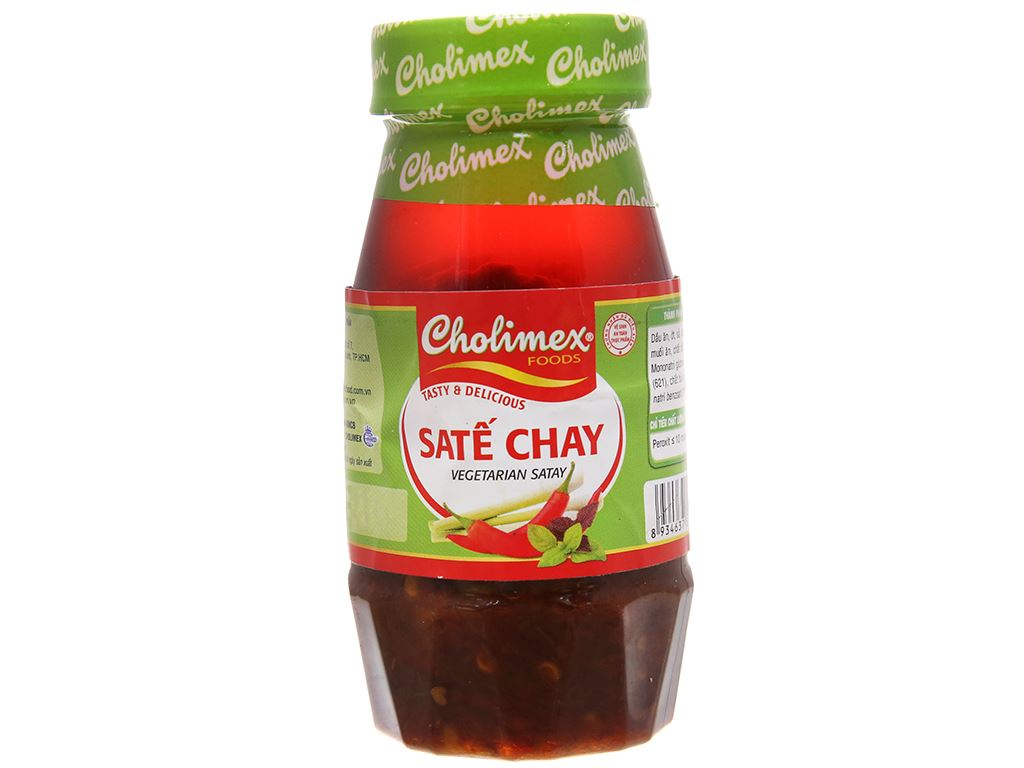 Sa tế chay Cholimex hũ 90g 2