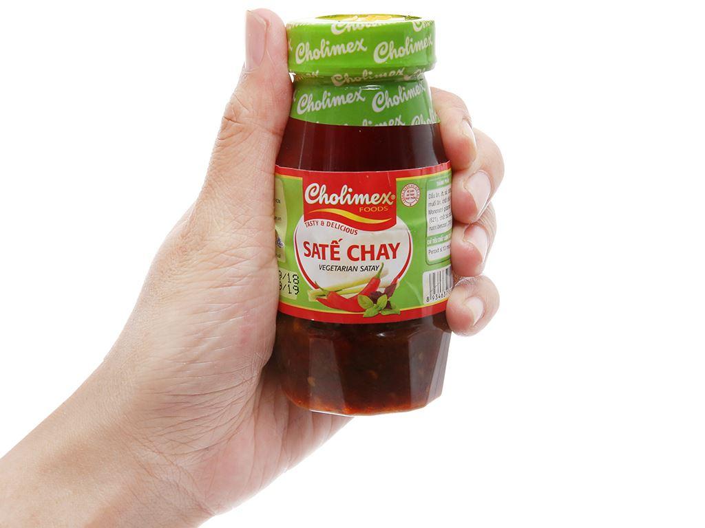 Sa tế chay Cholimex hũ 90g 4