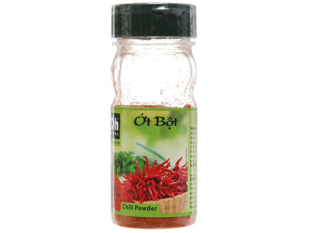 Ớt bột Dh Food hũ 30g 1
