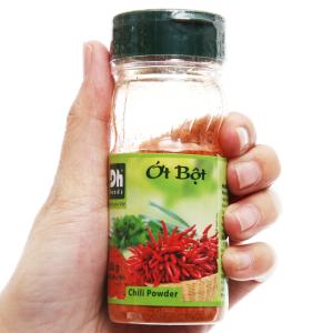 Ớt bột Dh Food hũ 30g