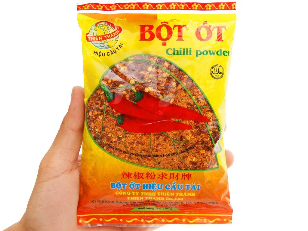 Bột ớt Thiên Thành gói 100g 8