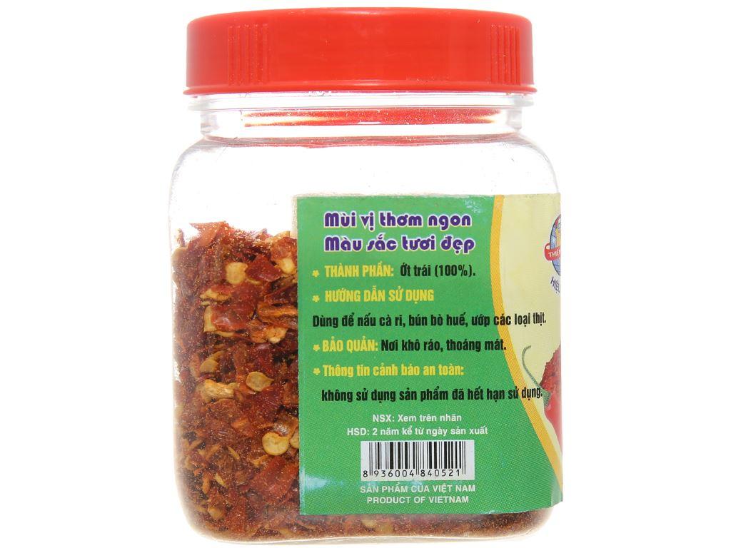 Bột ớt Thiên Thành hũ 50g 2