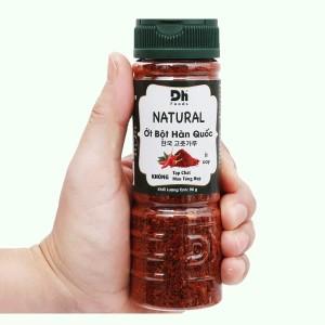Ớt bột Hàn Quốc Natural Dh Food hũ 90g