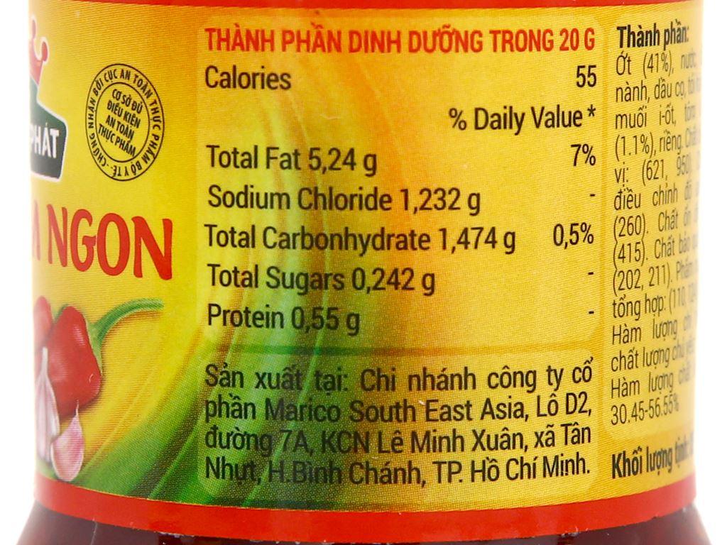 Sa tế tôm Thuận Phát hũ 85g 4